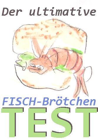Das leckerste Fischbrötchen in Nordfriesland im Test