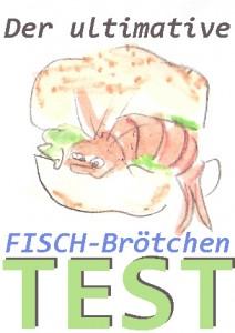 Fischbrötchen essen in Nordfriesland