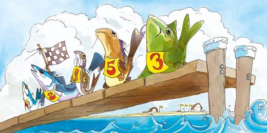 Willegoos Verlag mit dem Buch Meeresmärchen