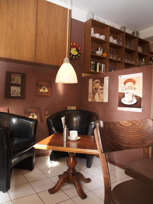 Gemütliches Café in Husum