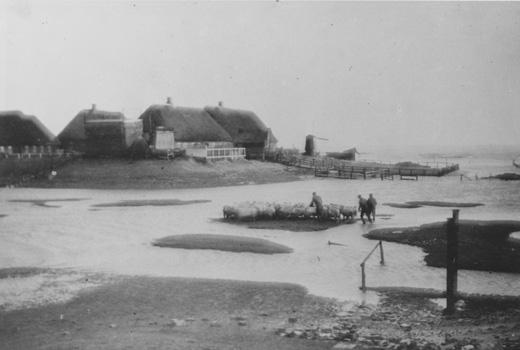 Foto-Ausstellung zu Sturmfluten an der Nordsee
