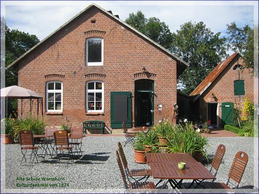 Café Alte Schule auf Eiderstedt