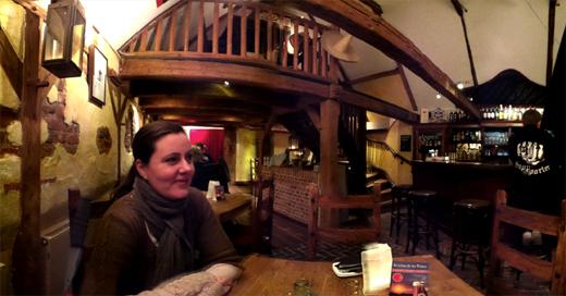 Spanisches Restaurant/Bar auf der Halbinsel Eiderstedt