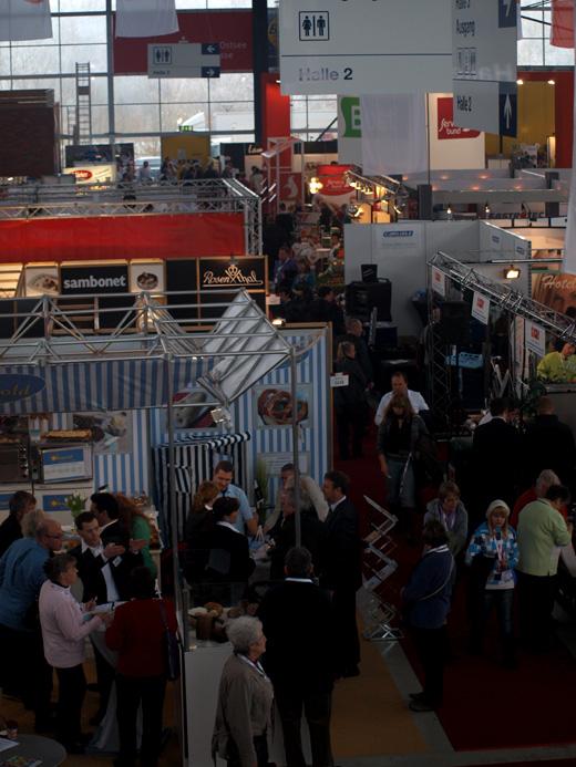 Gastronomie-Messe in Schleswig-Holstein