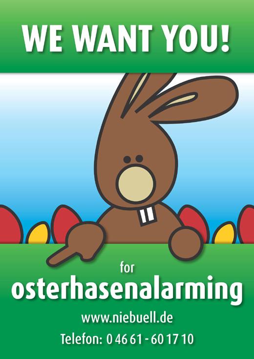 Ostern 2012 in Nordfriesland