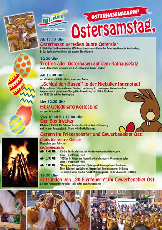 Ostern 2012 in Niebüll