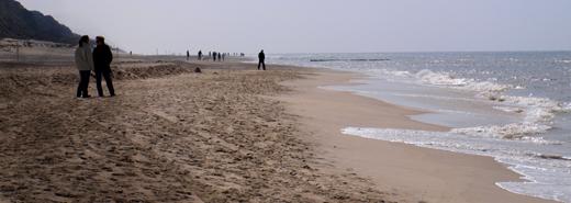Strand-Kampen