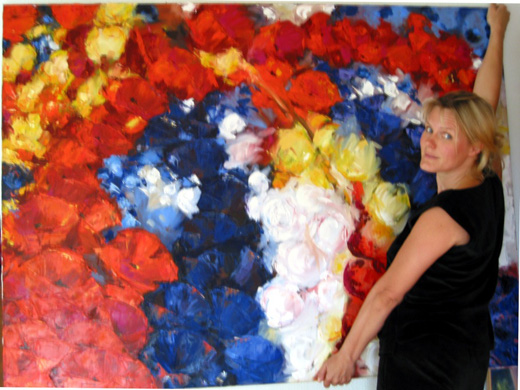 Malerin aus Niebüll