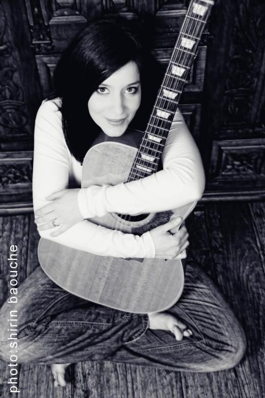 Sängerin aus Nordfriesland