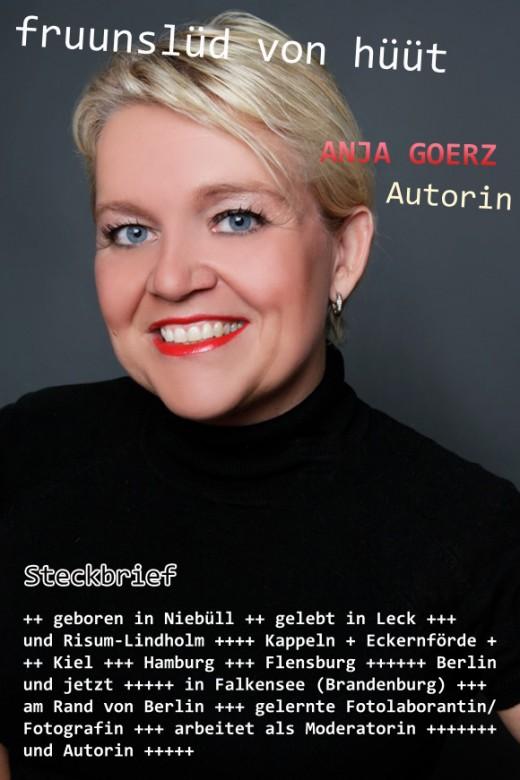Sylt-Roman-Autorin Anja Goerz - Herz auf Sendung