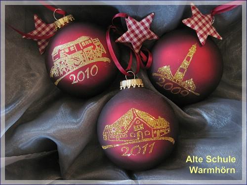 Nordfriesiche Weihnachtsdeko