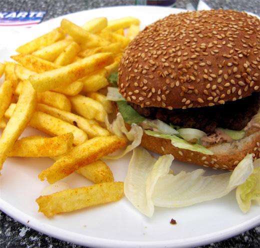 hamburger-in-leck