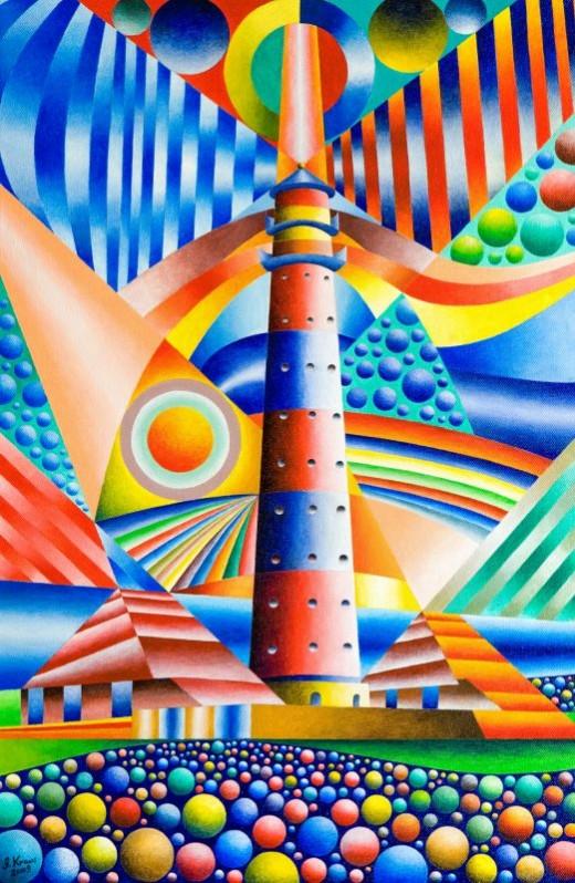 Kunstausstellung Nordfriesland