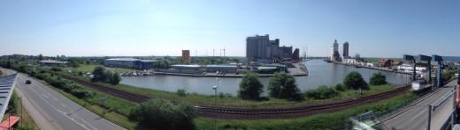 Husumer Aussenhafen