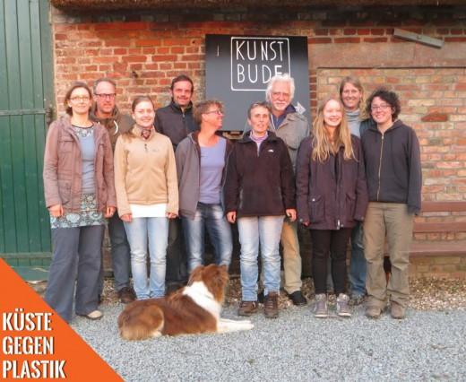 Verein Kueste gegen Plastik