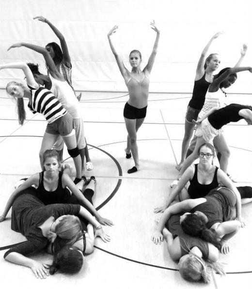 Gezeiten Tanz Company Sylt