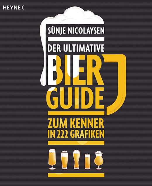 Der ultimative Bier-Guide von Suenje Nicolaysen